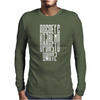 Tower of Serpents Mens Long Sleeve T-Shirt