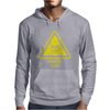 Toxic Hazard Laboratory Poison Substance Warning Mens Hoodie