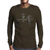 Toy Fiction Pulp Story Funny Mens Long Sleeve T-Shirt