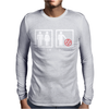 Toyota GT86 Logo Funny Mens Long Sleeve T-Shirt