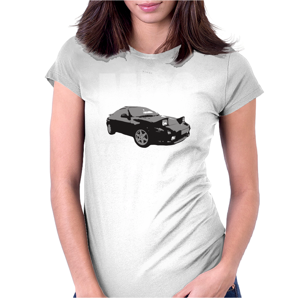 Toyota MR2 2.0 GTi Classic Sports Car Womens Fitted T-Shirt