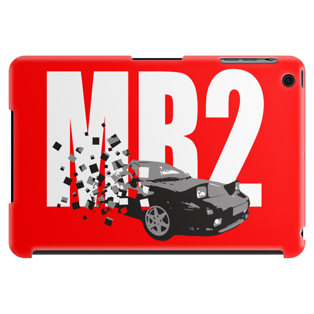 TOYOTA MR2 CLASSIC SPORTS CAR Tablet