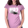 TOYOTA MR2 CLASSIC SPORTS CAR Womens Fitted T-Shirt