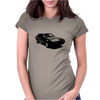 Toyota Supra Womens Fitted T-Shirt