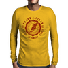 Track & Field Mens Long Sleeve T-Shirt
