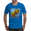 TRAGEDY AND COMEDY MASKS Mens T-Shirt