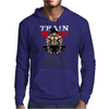 train hard Mens Hoodie