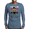 train hard Mens Long Sleeve T-Shirt