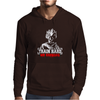 Train Hard No Excuses Mens Hoodie