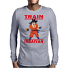 Train Insaiyan - Goku Dragon Ball Super Mens Long Sleeve T-Shirt