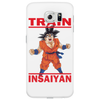 Train Insaiyan - Goku Dragon Ball Super Phone Case