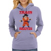 Train Insaiyan - Goku Dragon Ball Super Womens Hoodie