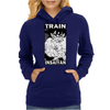 Train Insaiyan - Goku Womens Hoodie