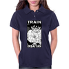 Train Insaiyan - Goku Womens Polo