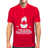 Train Insaiyan Mens Polo