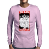Train insaiyan - Son Goku v2 Mens Long Sleeve T-Shirt