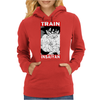 Train insaiyan - Son Goku v2 Womens Hoodie