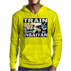 Train insaiyan - Son Goku vs Cell Mens Hoodie