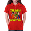 Train Insaiyan - Vegeta and Goku Womens Polo