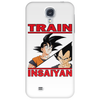 Train insaiyan - Vegeta vs Son Goku Phone Case