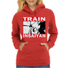 Train Insaiyan - Vegeta Womens Hoodie