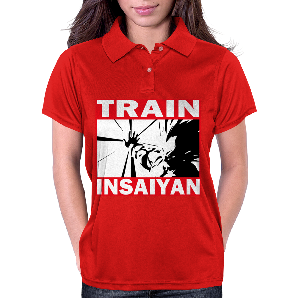 Train Insaiyan - Vegeta Womens Polo