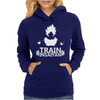 Train Insaiyan Womens Hoodie