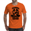 Training to go super saiyan v2 Mens T-Shirt