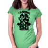 Training to go super saiyan v3 Womens Fitted T-Shirt