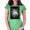 Transformers, Beetle, Iridescent Womens Fitted T-Shirt