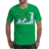 Transport of Kanto - Pokémon Underground Map Mens T-Shirt