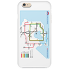 Transport of Kanto - Pokémon Underground Map Phone Case
