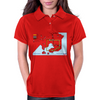 Transport of Kanto - Pokémon Underground Map Womens Polo