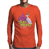 Trap House Mens Long Sleeve T-Shirt