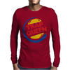 TRAP QUEEN Mens Long Sleeve T-Shirt