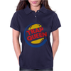 TRAP QUEEN Womens Polo