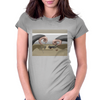 Trap Womens Fitted T-Shirt