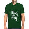 Treat Yo' Self Mens Polo
