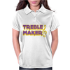 Treble Maker Womens Polo
