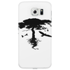Tree and Birds Phone Case