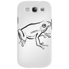 Tree frog art Phone Case