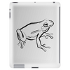 Tree frog art Tablet