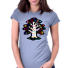 Tree Of Dreams Womens Fitted T-Shirt