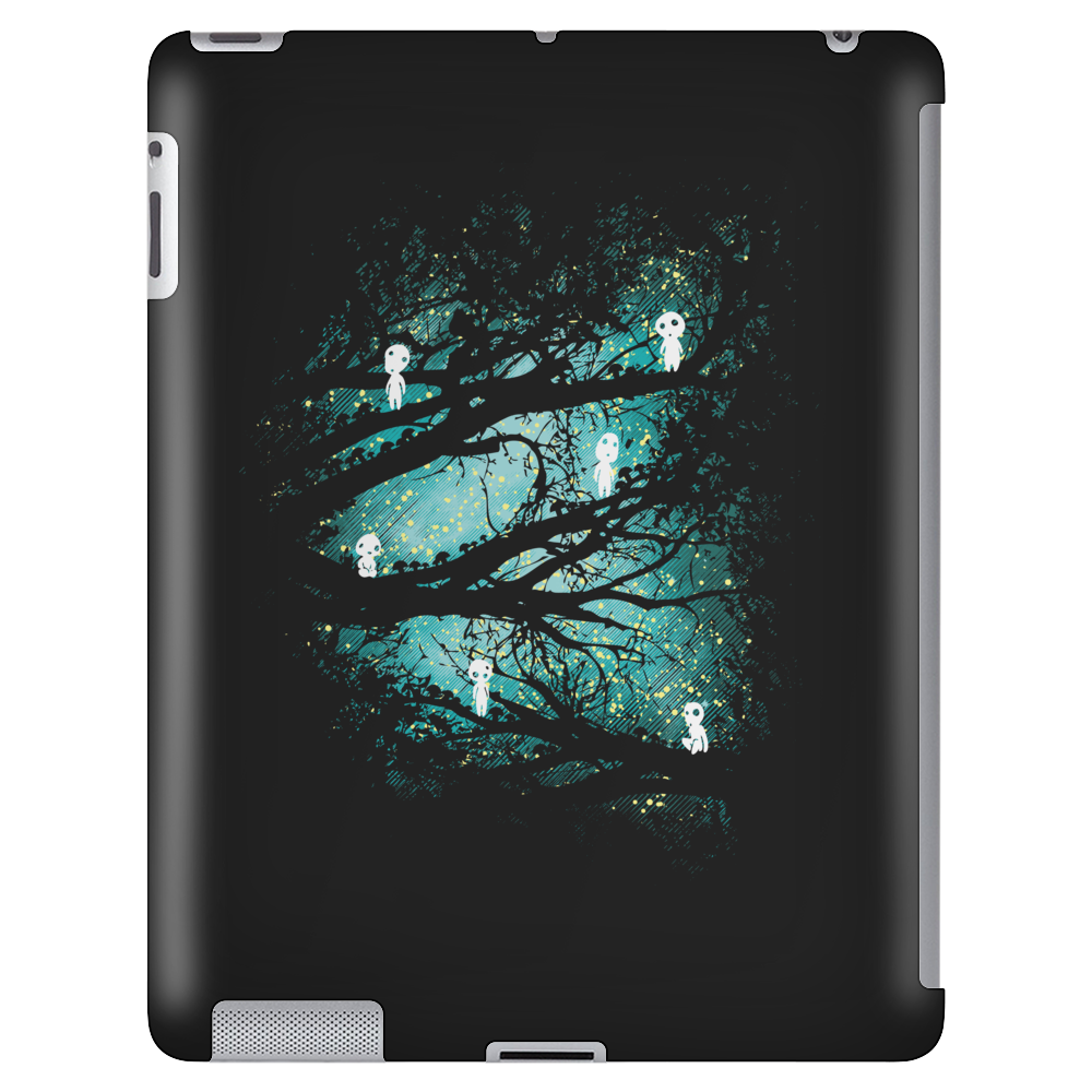 Tree Spirits Tablet