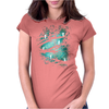 Tree Spirits Womens Fitted T-Shirt