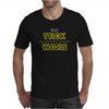 TREK WARS - the Enterprise awakens Mens T-Shirt