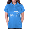 Trek Wars Womens Funny Womens Polo
