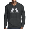 Trex I Love You This Much Mens Hoodie