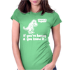 Trex If You're Happy And You Know It Womens Fitted T-Shirt