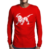 Tribal Absol Mens Long Sleeve T-Shirt